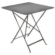 table jardin metal pliante spitpod
