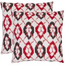 Red Decorative Pillows by Diamond Throw Pillows For Less Overstock Com