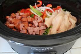jambalaya crock pot recipe crock pot chicken jambalaya healthy easy