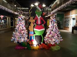 The Grinch Xmas Tree by Holiday Happenings At Fishermen U0027s Village Fishermen U0027s Village