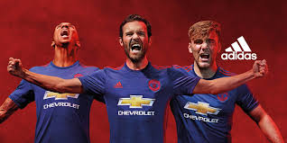 The Manchester United 2016 2017 Away Kit Follows Its Inspiration More Closely Launched On May 11 Shirt Will Be Debuted In