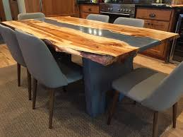 Handmade Dining Tables Handcrafted Wood Furniture Seattle Wa Solid Table Sets Audacious