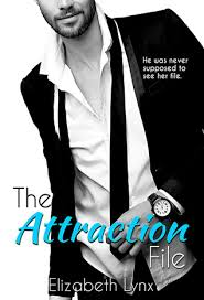 REVIEW The Attraction File By Elizabeth Lynx