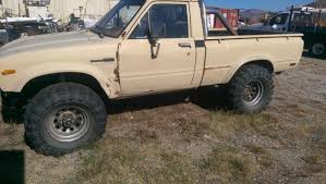 100 4x4 Mini Truck If Anyone Who Looks At My Garage And Knows I Have My Little 82 B2200