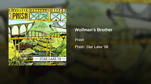 Phish Bathtub Gin Great Went by Wolfman U0027s Brother Youtube
