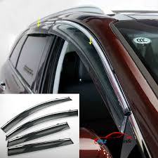 Car Parts Vent Wind Deflector Molding Sun Rain Guards Door Windows ... Rain Guards Inchannel Vs Stickon Anyone Know Where To Get Ahold Of A Set These Avs Low Profile Door Side Window Visors Wind Deflector Molding Sun With 4pcsset Car Visor Moulding Awning Shelters Shade How Install Your Weathertech Front Rear Deflectors Custom For Cars Suppliers Ikonmotsports 0608 3series E90 Pp Splitter Oe Painted Dna Motoring Rakuten 0714 Chevy Silveradogmc Sierra Crew Wellwreapped Kd Kia Soul Smoke Vent Amazing For Subaru To And