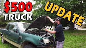 $500 Ford F150... WILL IT RUN??? | Truck Central Project Update ...