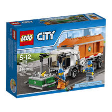 100 Garbage Truck For Sale Amazoncom LEGO CITY 60118 Toys Games