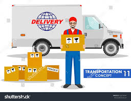 Detailed Illustration Delivery Truck Driver Hold Stock Vector (2018 ... Vehicle Wraps Inc Boxtruckwrapsinc Some Recent Jobs Box Truck Delivery Abcom 3d Wrap Graphic Design Nynj Cars Vans Trucks How To Make Money With Straight Cargo Van Shipments Chroncom Two Men And A Truck The Movers Who Care Car Jb Hunt Final Mile Driving And Youtube Drivejbhuntcom At Detailed Illustration Driver Hold Stock Vector 2018 Commercial