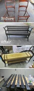 24 Best Repurposed Old Chair Ideas And Designs For 2019 How To Transform A Vintage Ding Table With Paint Bluesky 13 Creative Ways Repurpose Old Chairs Repurposed Reupholster Chair Straying From Your New Uses For Thrift Store Alternative Room Fabric Ideas 20 Easy Fniture Hacks With Pictures Repurposed Ding Chairs Loris Decoration Upcycled Made Into An Upholstered Bench Stadium Seats Diy In 2019 Rustic Beach Cottage Diy Build Faux Barnwood Building Strong Dresser And Makeovers My