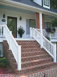 Phenomenal Porch Staircase Ideas Use for Free Best Home Design