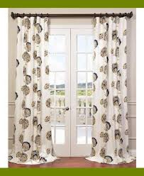 Gold And White Sheer Curtains by Appealing White And Gold Curtains To Complete Your Home Decoration