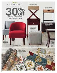 Threshold Barrel Chair Target by Target Flyer December 6 To 12