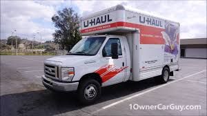 Renting & Inspecting U Haul Video 15' Box Truck Rent Review - YouTube
