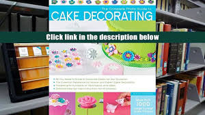 pdf first cake decorating simple cake designs for beginners