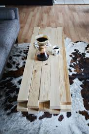 diy wooden coffee table u2013 a beautiful mess