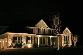 exterior accent lighting for home home design