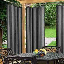 Bamboo Patio Curtains Outdoor by 51 Best Outdoor Curtain Panels And Drapes Images On Pinterest
