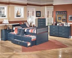 Twin Bed with Trundle Drawer Box by Signature Design by Ashley