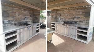 meuble cuisine palette plan de travail cuisine en palette nv91 jornalagora