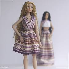Busy Gal Reproduction Barbie Doll NEW For 2019 Gold Label Collection