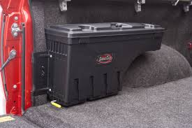 100 Truck Bed Storage Boxes UnderCover SC100D Swing Case Box EBay