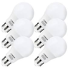 shop for a19 led bulb e26 9w 60 watt equivalent 5000k