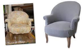 siege crapaud atelier secrets de siège fauteuil crapaud tendu relooké avec un