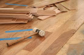 Wood Floor Leveling Filler by How To Install Hardwood Floors Glue Down