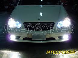 mtec bright t10 w5w cob led parking light mercedes w211
