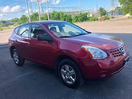 2008 Used Nissan Rogue AWD 4dr S At Enter Motors Group Nashville, TN ...