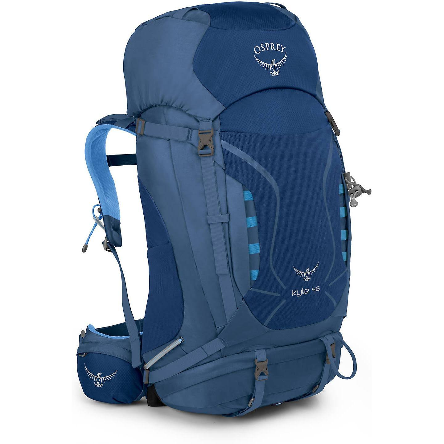 Osprey Kyte 46 Women's Backpack - Ocean Blue