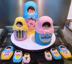 100 Matryoshka Kitchen Cake And Cookies Little Miss OCs