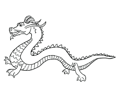 Dragon Tales Coloring Pictures Pages Printable Fairy Tale Online Large Size