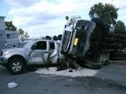 100 Dump Truck Crash Truck Blamed For Fourvehicle Malta Crash The Daily Gazette