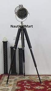 nauticalmart adjustable aluminum sea light tripod floor l https