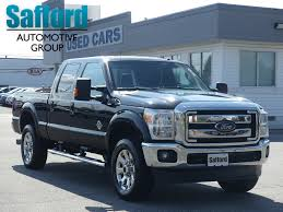 100 F250 Truck PreOwned 2016 Ford Super Duty SRW Lariat Crew Cab Pickup In