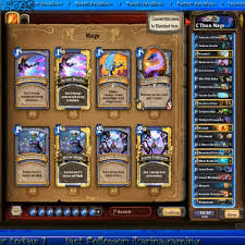 Basic Deck Hearthstone Priest by Hearthstone Whispers Of The Old Gods Played This C U0027thun Mage Deck