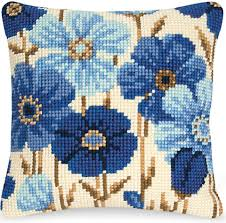 Popular Floral Needlepoint Patterns for Spring
