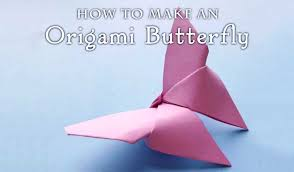 How To Fold An Origami Butterfly Beginners Guide Making A Simple