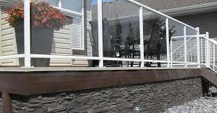Metal Deck Skirting Ideas by Deck Skirting Ideas Lattice Building New Deck Skirting Ideas