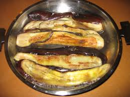 comment cuisiner l aubergine sans graisse recette tranches d aubergines grillés 750g