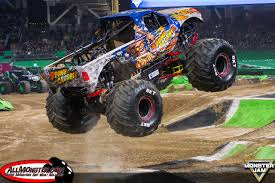 100 Monster Truck Show San Diego California Jam January 20 2018 Stone