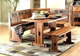 Bench Seating Kitchen Table Cushions Image Of Dining With