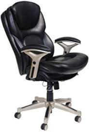 Serta Big And Tall Office Chair by Amazon Com Serta Air Health And Wellness Executive Office Chair
