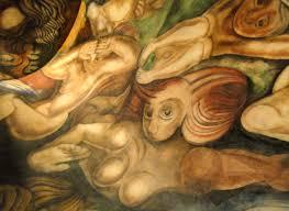 Jose Clemente Orozco Murales Y Su Significado by La Bohemia Arte Visual Ejercicio Plástico 1933 De David