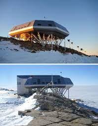 104 Antarctica House Architecture Of 12 Strange Sub Zero Structures Webecoist Architecture Concept Architecture