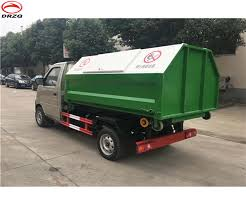 100 Cube Trucks For Sale Brand Mini 2 Detachable Container Garbage Buy