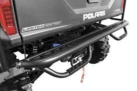 Dragonfire Readyforce Rear Stepup Bumper - Muller Powersports