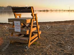 Beach Lifeguard Chair Plans by Juanita Beach Park Lifeguard Chair With People Walking On The